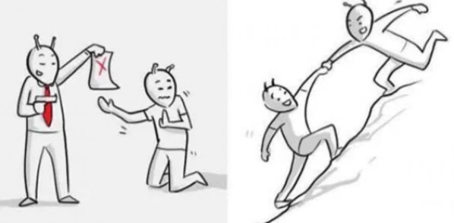 6 rajz, ami megmutatja, milyen is a főnök!