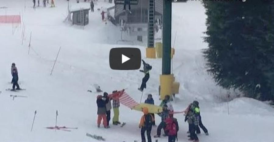 Iskolások  mentették meg egy 8 éves kisfiú életét (videó)