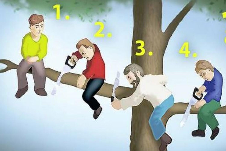 Ki a legostobább ezen a fán?