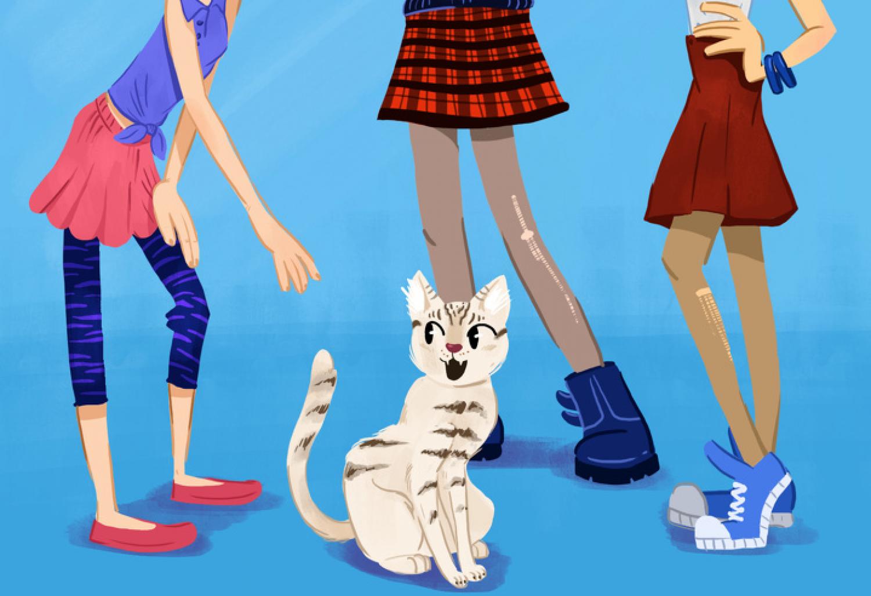 10 emberből 1 képes erre: Ki lehet a macska gazdája?