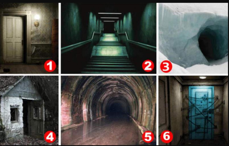 Pszichológiai teszt: egyet válassz a képek közül, ami legkevésbé taszít