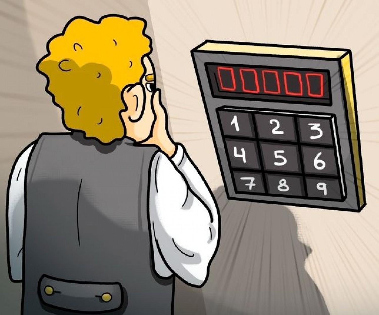 Milyen kódfejtő lennél? 5 állításból kitalálod az ötjegyű számot?