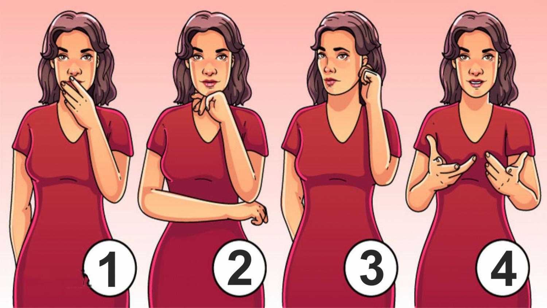 Szerinted melyik nő rejteget előled valamit?