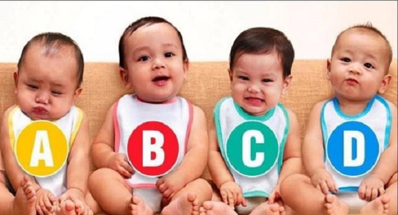 Melyik baba a kislány?