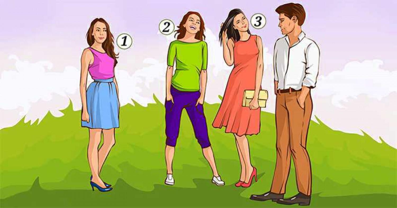 A legtöbb ember rossz választ ad: melyik nő érdekli leginkább a férfit?