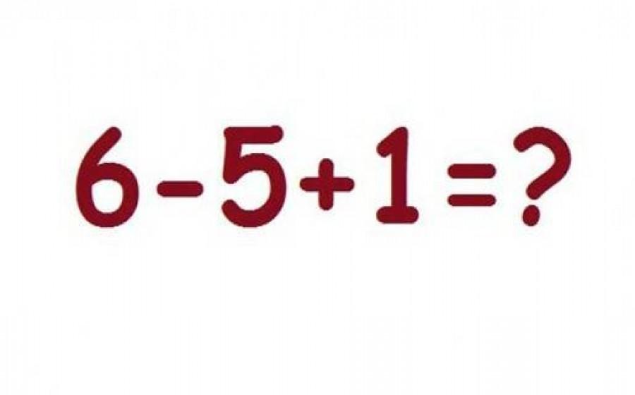 Egyszerű matematikai feladatnak tűnik, de mégsem az